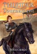 "Book cover ""Thunder Tournament"""