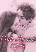 """Portada del libro """"Pink Awards 2020 (abierto)"""""""