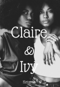 "Book cover ""Claire & Ivy"""