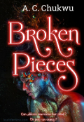 "Book cover ""Broken Pieces"""