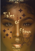 "Book cover ""Tales Of Fikayo"""