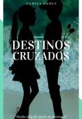 """Portada del libro """"Destinos Cruzados"""""""