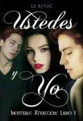 """Portada del libro """"Ustedes Y Yo"""""""
