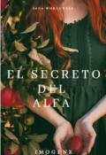 """Portada del libro """"El secreto del Alfa"""""""