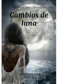 """Portada del libro """"Cambios de Luna"""""""