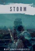 """Portada del libro """"Storm"""""""