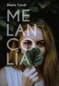 """Portada del libro """"Melancolia ©"""""""