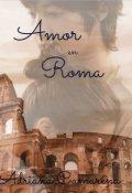 """Portada del libro """"Amor en Roma"""""""