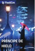 """Portada del libro """"Príncipe de Hielo"""""""