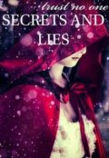 "Book cover ""Secrets and lies """
