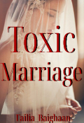 "Book cover ""Toxic Marriage"""