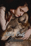 "Book cover ""She's Only Human"""