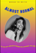 """Book cover """"Almost Normal"""""""