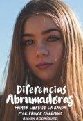 """Portada del libro """"Diferencias Abrumadoras"""""""