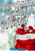 """Portada del libro """"Tres Semanas Antes De Navidad"""""""