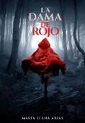 """Portada del libro """"La Dama De Rojo"""""""