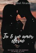"""Portada del libro """"Tú y Yo, amor eterno """""""