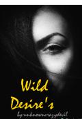 "Book cover ""Wild Desires """