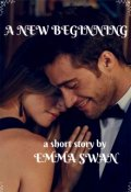 "Book cover ""A New Beginning """