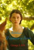 """Portada del libro """"Adeline El camino a París"""""""