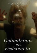 """Portada del libro """"Golondrinas en resistencia."""""""