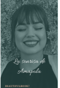 """Portada del libro """"La Sonrisa de Amapola"""""""