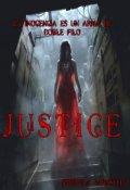 """Portada del libro """"Justice"""""""