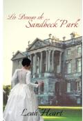 """Portada del libro """"La dama de Sandbeck Park"""""""