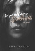 """Portada del libro """"Lo que callan mis sombras [proximamente]"""""""