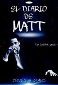 """Portada del libro """"El Diario De Matt"""""""