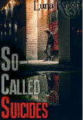 "Book cover ""So-Called Suicides"""