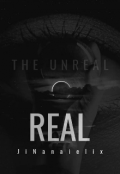 """Book cover """"The Unreal Real"""""""