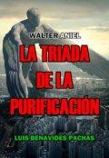 """Portada del libro """"La Triada De La Purificación"""""""