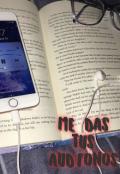 """Portada del libro """"Me das tus audífonos"""""""