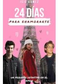 """Portada del libro """"24 días para enamorarse"""""""