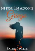"""Portada del libro """"Ni por un adonis griego """""""