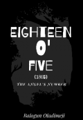 "Book cover ""Eighteen O' Five"""