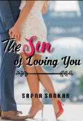 "Book cover ""The Sin Of Loving You"""