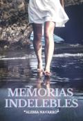 """Portada del libro """"Memorias Indelebles"""""""