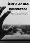 """Portada del libro """"Diario de una cuarentena """""""
