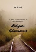 """Portada del libro """"Antiguos Adversarios."""""""