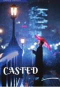 "Book cover ""Casted"""