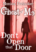 """Book cover """"Don't Open That Door"""""""