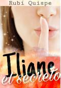 "Portada del libro ""Iliane (el secreto)"""