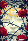 "Book cover ""Roses And Thorns"""