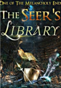 "Book cover ""The Seer's Library"""