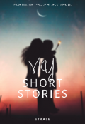 "Book cover ""My Short Story Compilation."""