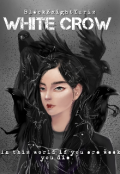 "Book cover ""White Crow"""