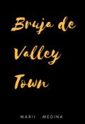 """Portada del libro """"Bruja de Valley Town."""""""
