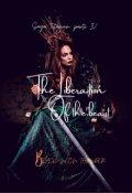 "Portada del libro ""The liberation of the beast(saga titanium parte Iv)"""